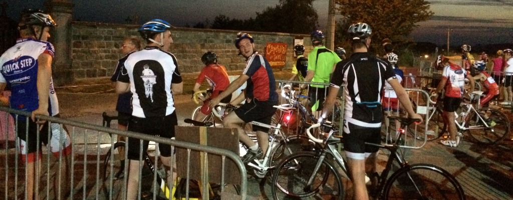 24 heures cycliste Tavigny - 2015