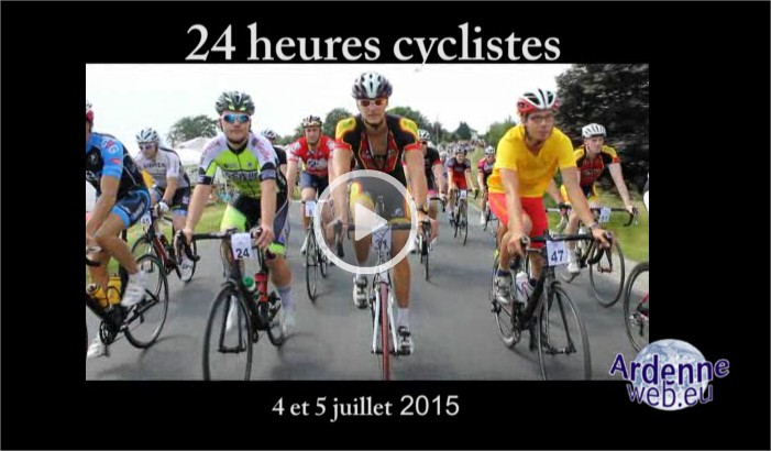 24 heures cyclistes de Tavigny - 2015