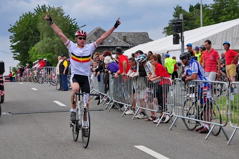 24 h cyclistes de Tavigny - 2013